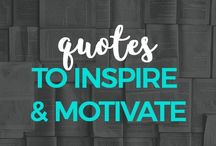 Quotes to Inspire & Motivate (Group Board) / NEW BOARD! QUOTES ONLY! Share your inspirational and motivational quotes here. RULES: VERTICAL PINS ONLY, Pin for Pin. No nudity, spamming or any other nonsense, you will be booted. WANT TO JOIN? Follow me /nadaliebardo + request to join here: http://itsallyouboo.com/pin-with-me/