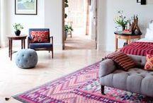 Interior Inspiration / Beautiful interior design and furniture