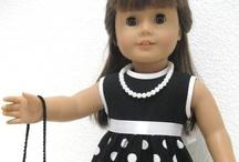 American Girl / Design inspirations for American girl doll  / by Maggie Kilvington