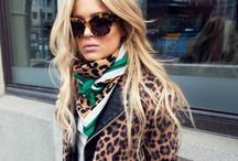 • Random Fashion • / Blush & leopard