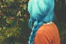 ✄♥•Colored Hairstyles•♥~