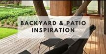 Backyard & Patio Inspiration