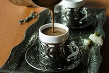 """How About Some Coffee? / """"There is no life without water. Because water is needed to make coffee"""""""
