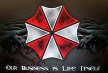 Resident Evil / One of my fav game series. It´s so good!