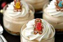 Tasty cake-cookies