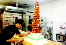 Custom Cakes / All the cakes made here at Le Parfait Paris are specially handcrafted and made with only the finest ingredients for all of our wonderful clients