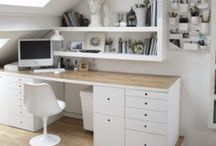 Office Spaces / Decoration ideas for offices