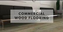 Commercial Wood Flooring / Hallmark Floors Commercial Hardwood Floors