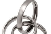 Titanium Rings / Our range of titanium rings