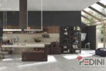 fenbauhome - pedini cucine / Pedini Designer Kitchen Products high quality European Italian designer Contemporary cabinetry kitchens / modern bath designs