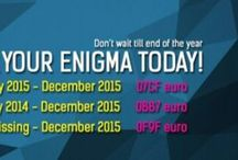 Enigmatool Promotions / Special offers from Enigmacontrol