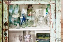 Bathroom / Want to bring alive my Nan's antique cabinet
