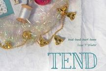 TEND ::: Winter 2014