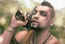Vaas Montenegro / One of my top 5 videogame antagonist