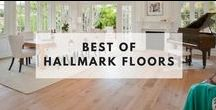 Best of Hallmark Floors / Check out these photos from designers, architects, and home owners that have installed Hallmark Floors.