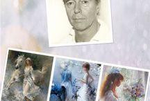 Art: WILLEM HAENRAETS / Romantic Impressionist: Willem Haenraets