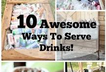 Party Ideas / Ideas and Tips for Throwing Awesome Birthday Parties, Dinner Parties, or Anything Else That's Cause for Celebration!