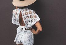 • Random Whites • / Fashion