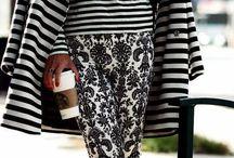 • Random Black&White • / Fashion