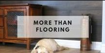 More Than Flooring / More than just flooring..