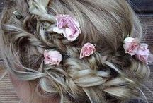 Bridal Looks/Braiding We Love / Bridal looks & inspirational braiding