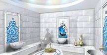 Турецкая парная. Хамам.Turkish bath, hammam /  Турецкая парная - мир неги и комфорта, роскоши и богатства, источник безмерного наслаждения, телесного и душевного очищения.
