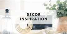 Decor Inspiration