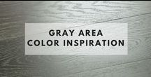 Gray Area - Color Inspiration