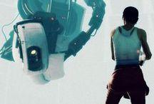 Portal / Portal series. Simply love it!
