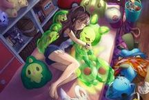 I still Want To Live In Their World.. Always / Pokémon. My childhood