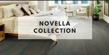 Novella Collection / We took our best designs and colors to create a superior collection with an agreeable price point. The fact that there are two finishes and the entire collection is hand-touched makes it unique, and allows customers to choose which option best fits their interior, family or lifestyle.
