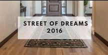 Street of Dreams 2016 / NW Natural Street of Dreams in Portland, Oregon! La Dolce Vita by Haggart Homes and Ronda Divers Interior. Featuring Hallmark Floors Organic 567 - Gunpowder.
