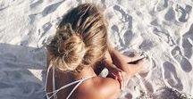 verão •  inspirações de fotos