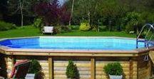 Деревянный бассейн / Деревянный бассейн имеет давнюю историю-от бондарной лохани до купели.Современные материалы позволяют использовать конструктивные и декоративные свойства дерева.