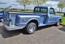 Chevy Truck Parts / RESTORATION PARTS FOR 67-72 CHEVROLET PICK UP TRUCKS & BLAZERS