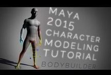 3D Animations Maya & stuff
