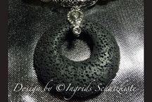 Ingrids Schatzkiste Schmuck / Material Schmuck Glasperlenkunst