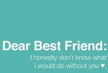 BFF'S  / this board has stuff for best friends! the inspiration for this board is Sara Caldwell who should follow on here! thankyou!(also if you love wwe follow sara)=D