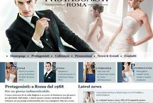 Protagonisti / Abiti da sposa e da sposo, Abiti da cerimonia, Accessori sposi e cerimonia a Roma