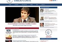 Associazione Forense Emilio Conte / L'Associazione si occupa di istituire borse di studio, di organizzare corsi di formazione, convegni, seminari di approfondimento, eventi sportivi e socio culturali