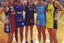 Breakers & Silver Ferns & Netball / Basketball NZ