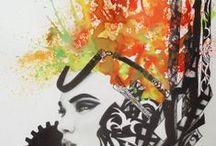art by aggelikh xiarxh / illustrations 2013