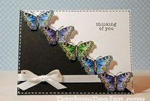 Cards Butterflys / by Irene Nazak