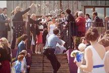 Cranberries Wedding / Weddings at Cranberries Hideaway
