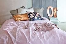 Pastel hotel and restaurant interiors / Soft tones and pastel decoration ideas for hotels and restaurants