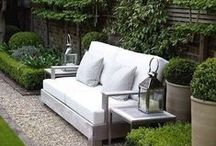 Stylish gardens / Beautiful things for your garden!