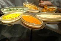 Indian food presentation / Fine indian food presentation ideas for a unique indian tabletop