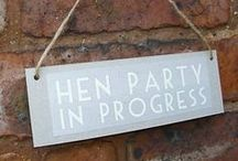 Hen Party Ideas