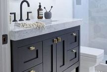Stylish bathrooms / Ideas and inspiration for your bathroom décor and design