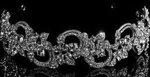 Headband -  Swarovski | Wedding . Bridal . Quinceanera / BelovedSparkles.com | Exquisite Cubic Zirconia Jewelry | Couture Bridal Hair Accessories | Celebrity Inspired Diamond Jewelry